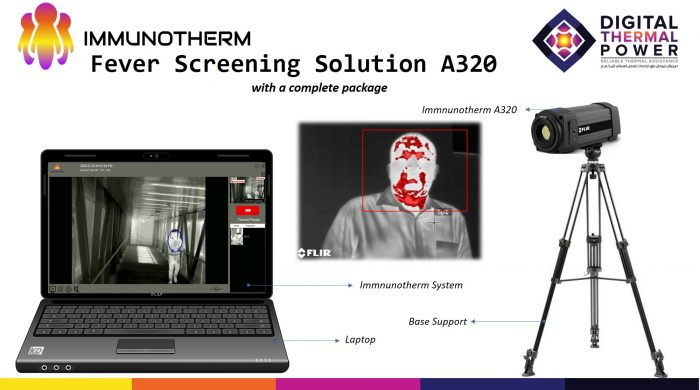 Fever Screening Solution A320