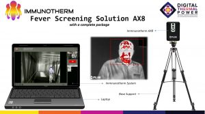Fever Screening Solution AX8
