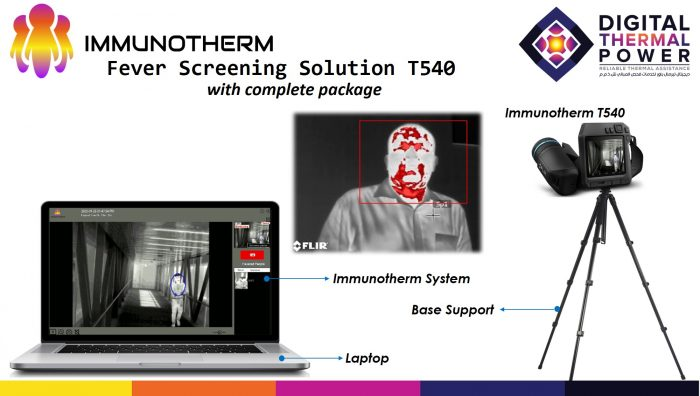 fever screening T540